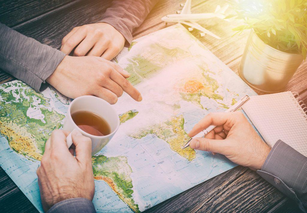 avid travelers