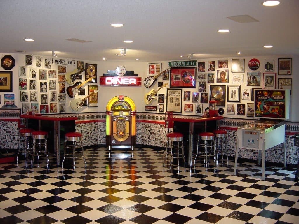 Bill Hawkins Memorabilia Collection