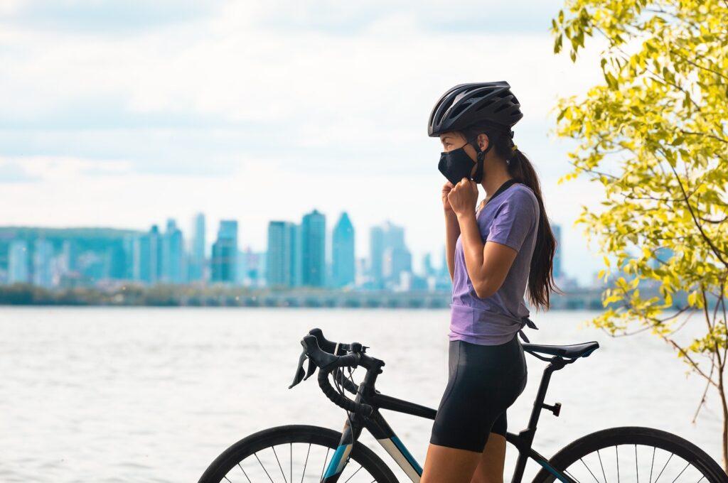 biking pandemic